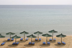 Spiaggia di sogno immagine stock