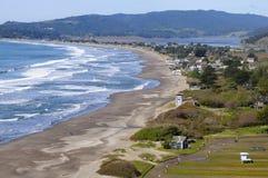 Spiaggia di Stinson fotografia stock