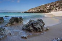 Spiaggia di Sunayama Fotografie Stock