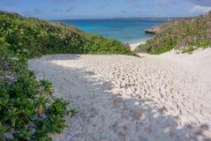 Spiaggia di Sunayama Immagine Stock Libera da Diritti