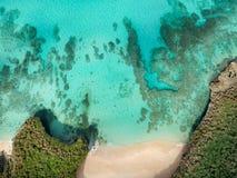 Spiaggia di Sunayama Fotografie Stock Libere da Diritti