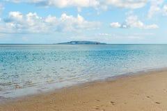 Spiaggia di Sutton Fotografie Stock