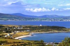 Spiaggia di Swilly del Lough Immagine Stock