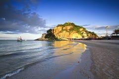 Spiaggia di Takiab in Tailandia. Fotografia Stock Libera da Diritti