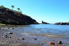Spiaggia di Tenerife Immagine Stock Libera da Diritti
