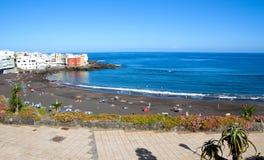 Spiaggia di Tenerife Fotografia Stock Libera da Diritti