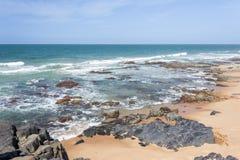 Spiaggia di Tiffanys Fotografie Stock