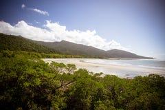 Spiaggia di tribolazione del capo Immagini Stock