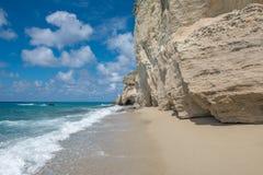 Spiaggia di Tropea Immagine Stock