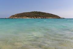 Spiaggia di Tuerredda Foto de Stock Royalty Free