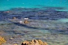 Spiaggia di Tuerredda Photo libre de droits