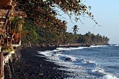 Spiaggia di Tulamben immagine stock libera da diritti