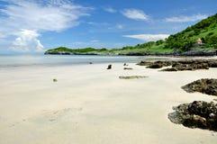 Spiaggia di Tumpung Fotografie Stock