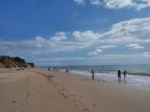 Spiaggia di Tusan Fotografia Stock