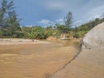 Spiaggia di Tusan Immagine Stock Libera da Diritti
