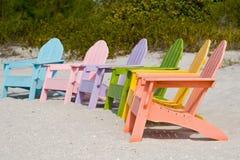 Spiaggia di vacanza di estate fotografia stock