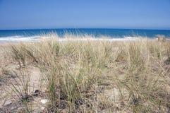 Spiaggia di Vega, Asturia Fotografia Stock Libera da Diritti