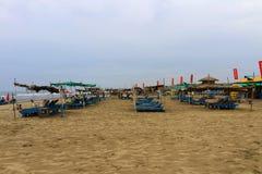 Spiaggia di Vegator Fotografia Stock