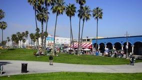 Spiaggia di Venezia video d archivio