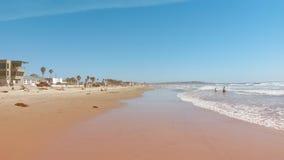 Spiaggia di Venezia Immagini Stock