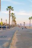 Spiaggia di Venezia Fotografia Stock