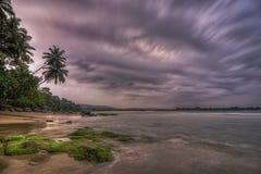 Spiaggia di Vengurla Immagini Stock Libere da Diritti