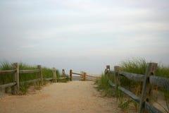 Spiaggia di Ventnor Fotografia Stock