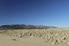 Spiaggia di Ventura California Immagini Stock Libere da Diritti