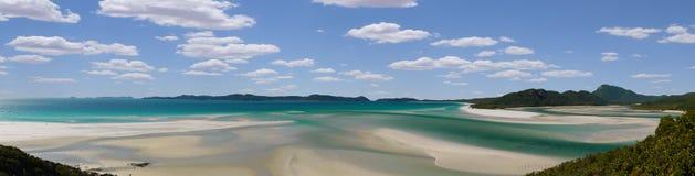 Spiaggia di Whitehaven Fotografia Stock Libera da Diritti