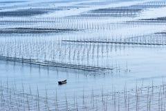 Spiaggia di Xiapu di Fujian, Cina. Immagini Stock