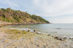 Spiaggia di Yanui a Phuket, Tailandia fotografie stock