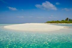 Sogni della spiaggia Immagine Stock Libera da Diritti