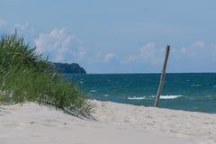 Spiaggia ed oceano Fotografia Stock