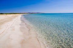 Spiaggia esotica Immagine Stock