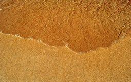 Spiaggia in estate Immagine Stock Libera da Diritti
