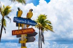 Spiaggia Florida di Hollywood Immagine Stock Libera da Diritti