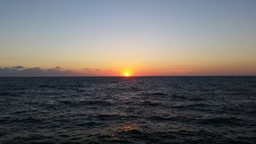 Spiaggia Florida di Panama City fotografia stock