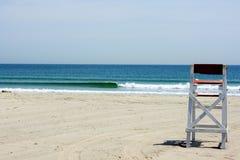 Spiaggia; Fuori dalla stagione Fotografia Stock