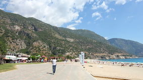 Spiaggia Hyperlapse di Oludeniz archivi video
