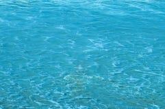 Spiaggia idillica Immagine Stock