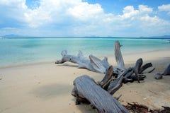 Spiaggia II di Andaman Fotografia Stock Libera da Diritti