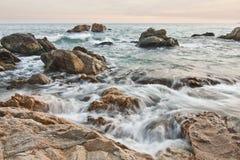 Spiaggia II di Brava della Costa Fotografia Stock