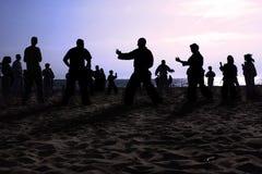 Spiaggia II di 'chi' del Tai Immagini Stock Libere da Diritti
