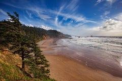 Spiaggia indiana Fotografie Stock Libere da Diritti