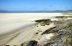 Spiaggia infinita Fotografia Stock Libera da Diritti