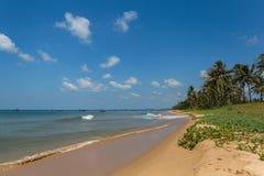 Spiaggia, isola di Phu Quoc, Vietnam fotografie stock