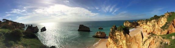 Spiaggia isolata fotografie stock