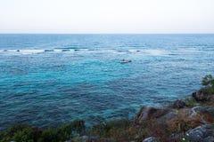 Spiaggia Karimun Jawa di Annora immagine stock libera da diritti