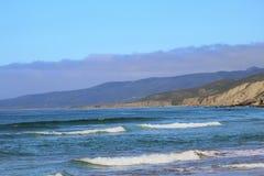 Spiaggia Lompoc California di Jalama Fotografia Stock Libera da Diritti