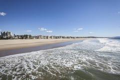 Spiaggia Los Angeles California di Venezia Fotografie Stock Libere da Diritti